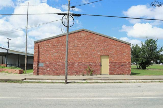 116 S Central Street, Petrolia, TX 76377 (MLS #153168) :: WichitaFallsHomeFinder.com