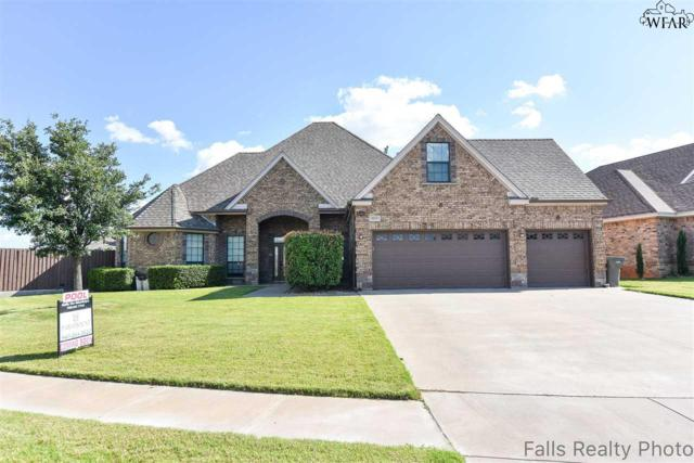 5619 Ross Creek Lane, Wichita Falls, TX 76310 (MLS #153173) :: WichitaFallsHomeFinder.com
