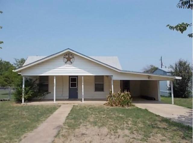 302 E Commerce Street, Henrietta, TX 76365 (MLS #153180) :: WichitaFallsHomeFinder.com