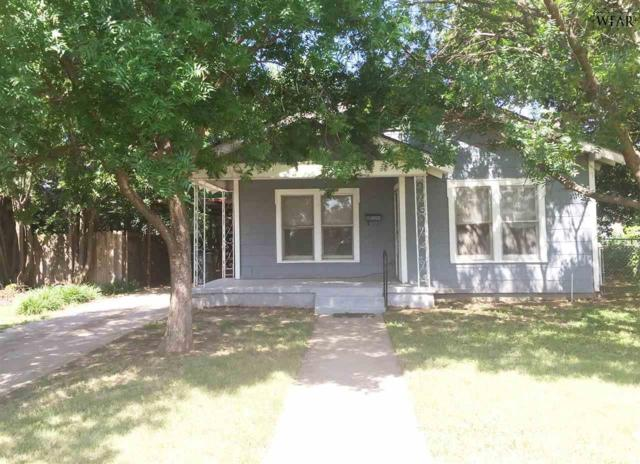 2104 Jones Street, Wichita Falls, TX 76309 (MLS #153202) :: WichitaFallsHomeFinder.com