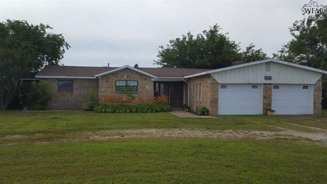 7192 State Highway 79 North, Dean, TX 76305 (MLS #153207) :: WichitaFallsHomeFinder.com