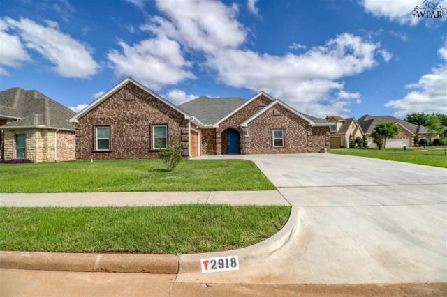 2918 S Shepherds Glen, Wichita Falls, TX 76309 (MLS #153208) :: WichitaFallsHomeFinder.com