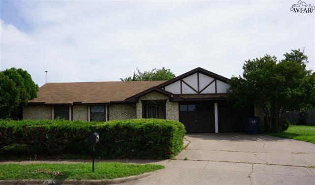 2306 Hunters Glen, Wichita Falls, TX 76306 (MLS #153222) :: WichitaFallsHomeFinder.com