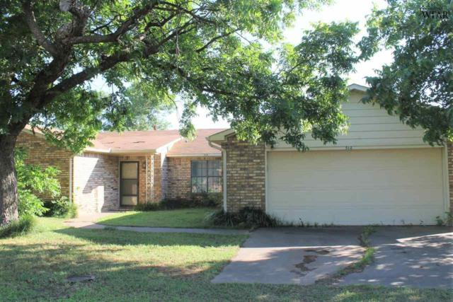 512 S Central Street, Petrolia, TX 76377 (MLS #153236) :: WichitaFallsHomeFinder.com