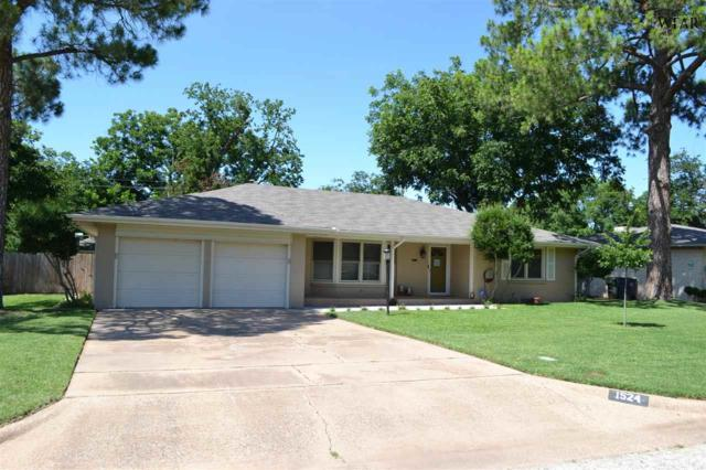 1524 Hanover Road, Wichita Falls, TX 76302 (MLS #153249) :: WichitaFallsHomeFinder.com