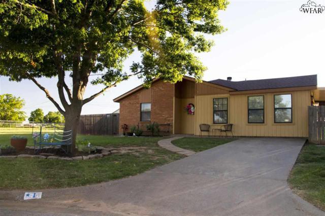 1 Patricia Court, Burkburnett, TX 76354 (MLS #153256) :: WichitaFallsHomeFinder.com