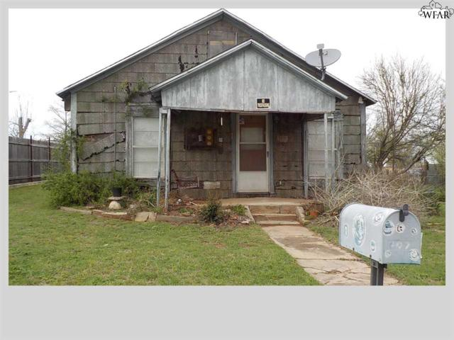 407 E 7TH STREET, Burkburnett, TX 76354 (MLS #153270) :: WichitaFallsHomeFinder.com
