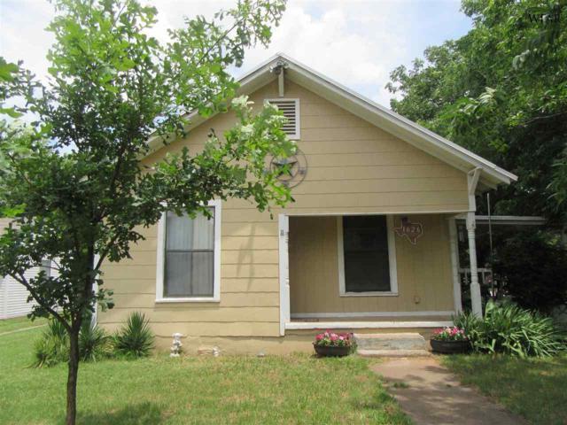 1626 Dayton Avenue, Wichita Falls, TX 76301 (MLS #153273) :: WichitaFallsHomeFinder.com