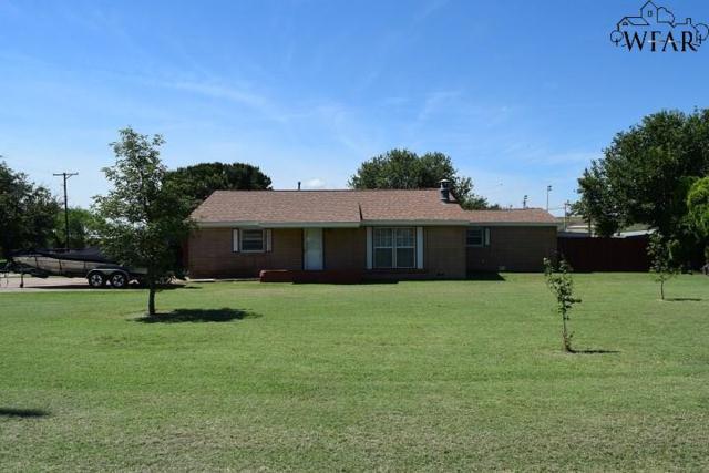 801 W Magnolia Avenue, Iowa Park, TX 76367 (MLS #153287) :: WichitaFallsHomeFinder.com