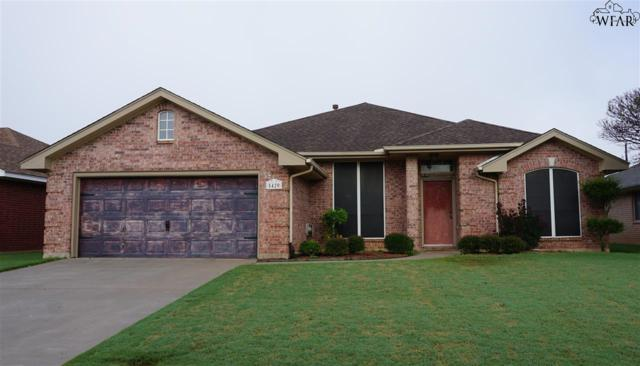 5420 Long Leaf Drive, Wichita Falls, TX 76310 (MLS #153288) :: WichitaFallsHomeFinder.com