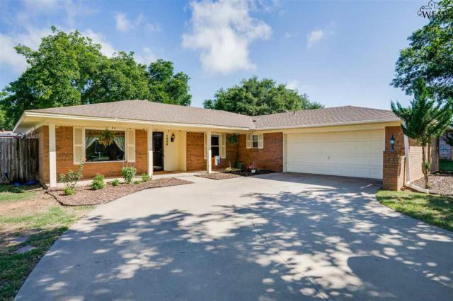 1046 Jan Lee Drive, Burkburnett, TX 76354 (MLS #153289) :: WichitaFallsHomeFinder.com