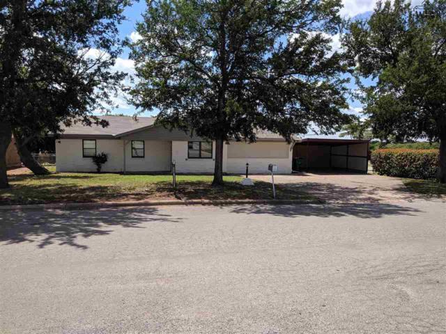 1322 N 4TH STREET, Iowa Park, TX 76367 (MLS #153290) :: WichitaFallsHomeFinder.com