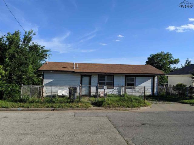 2211 Third Street, Wichita Falls, TX 76301 (MLS #153304) :: WichitaFallsHomeFinder.com