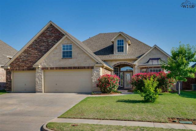 5107 Crown Ridge Drive, Wichita Falls, TX 76310 (MLS #153311) :: WichitaFallsHomeFinder.com