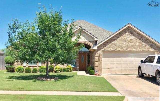 5057 Eastridge Drive, Wichita Falls, TX 76302 (MLS #153314) :: WichitaFallsHomeFinder.com