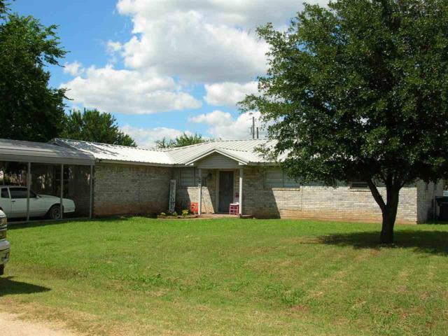 307 S Belmont Street, Petrolia, TX 76377 (MLS #153326) :: WichitaFallsHomeFinder.com