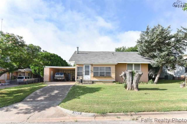 3205 10TH STREET, Wichita Falls, TX 76309 (MLS #153328) :: WichitaFallsHomeFinder.com