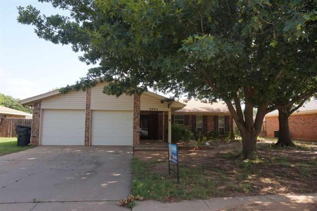 2804 Blanco Street, Wichita Falls, TX 76308 (MLS #153329) :: WichitaFallsHomeFinder.com