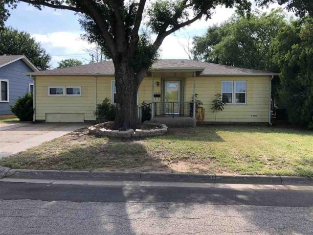 3605 Arthur Street, Wichita Falls, TX 76308 (MLS #153331) :: WichitaFallsHomeFinder.com