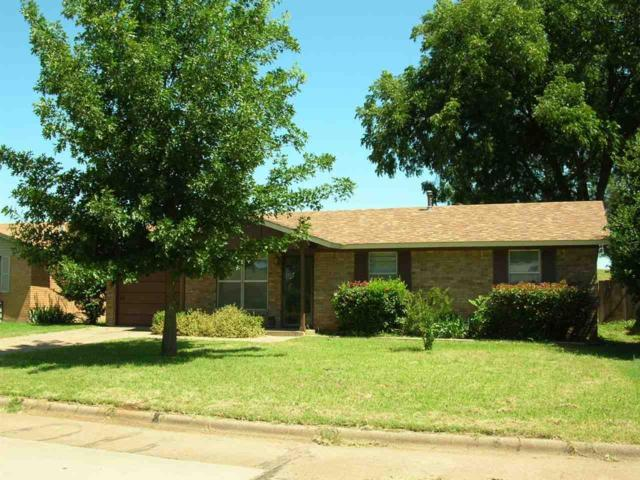 4612 Langford Lane, Wichita Falls, TX 76310 (MLS #153341) :: WichitaFallsHomeFinder.com