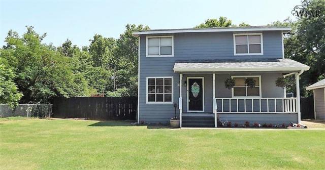 614 W Cottonwood Street, Burkburnett, TX 76354 (MLS #153345) :: WichitaFallsHomeFinder.com