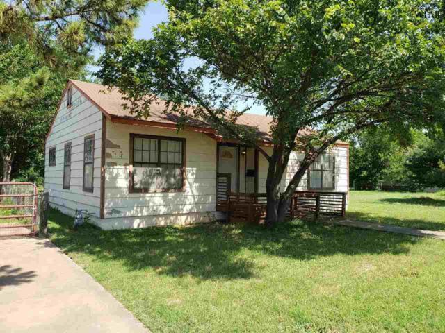 2012 Tilden Street, Wichita Falls, TX 76309 (MLS #153347) :: WichitaFallsHomeFinder.com