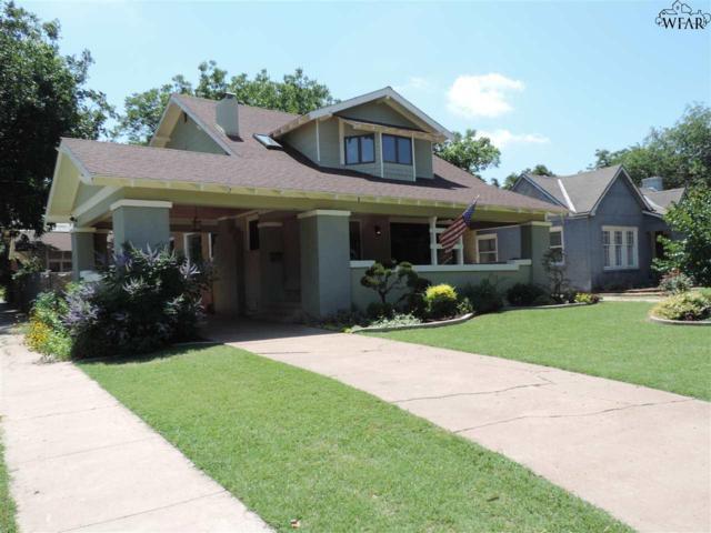 1401 Hayes Street, Wichita Falls, TX 76309 (MLS #153354) :: WichitaFallsHomeFinder.com