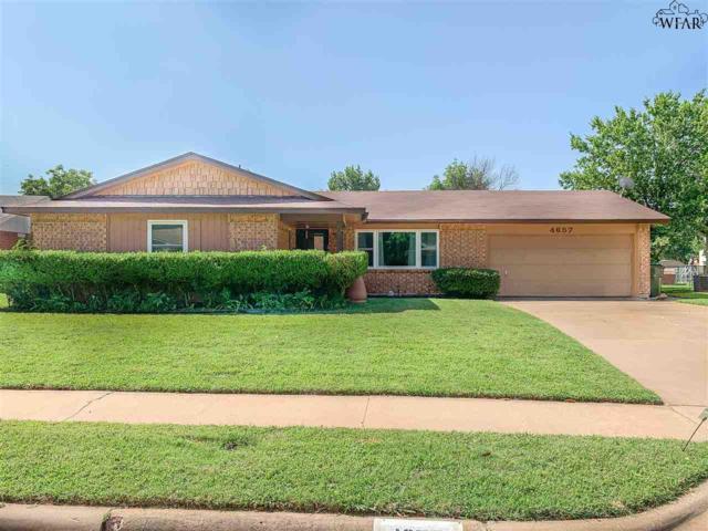 4657 El Capitan Drive, Wichita Falls, TX 76310 (MLS #153356) :: WichitaFallsHomeFinder.com
