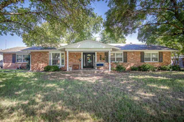 2704 Darwin Drive, Wichita Falls, TX 76308 (MLS #153365) :: WichitaFallsHomeFinder.com