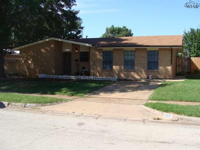 4115 Mcgaha Avenue, Wichita Falls, TX 76308 (MLS #153368) :: WichitaFallsHomeFinder.com