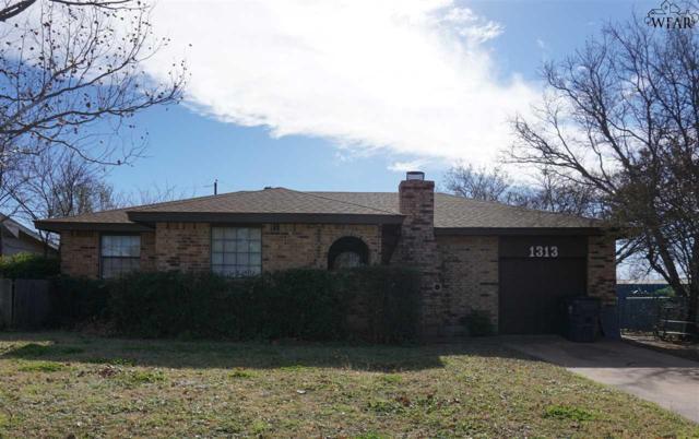 1313 Hunt Street, Wichita Falls, TX 76302 (MLS #153369) :: WichitaFallsHomeFinder.com