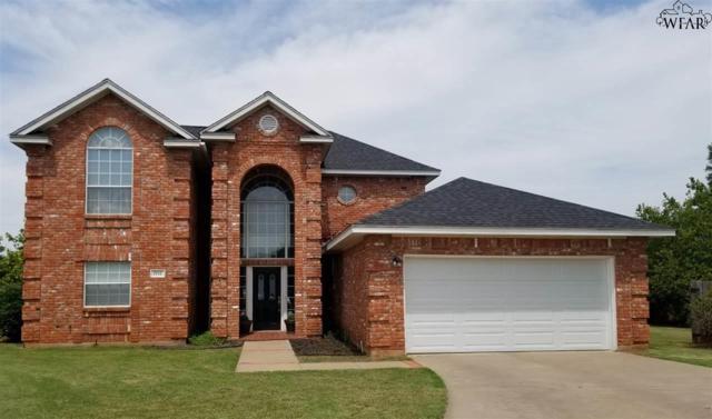 5 Colina Circle, Wichita Falls, TX 76309 (MLS #153372) :: WichitaFallsHomeFinder.com