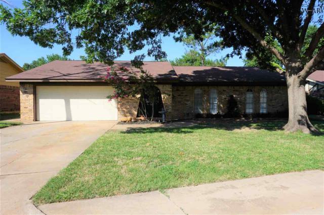 4504 Trailwood Drive, Wichita Falls, TX 76310 (MLS #153385) :: WichitaFallsHomeFinder.com