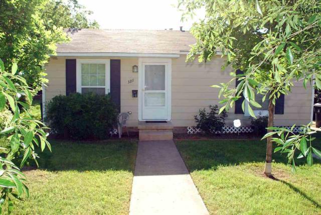 3211 Grant Street, Wichita Falls, TX 76308 (MLS #153387) :: WichitaFallsHomeFinder.com
