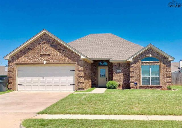 5413 Madiliz Way, Wichita Falls, TX 76302 (MLS #153394) :: WichitaFallsHomeFinder.com