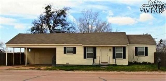 405 N Bailey Street, Electra, TX 76360 (MLS #153402) :: WichitaFallsHomeFinder.com