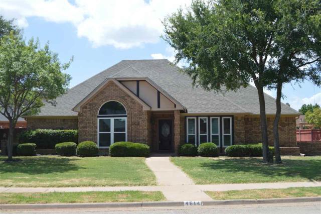 4614 Willow Bend Drive, Wichita Falls, TX 76310 (MLS #153474) :: WichitaFallsHomeFinder.com