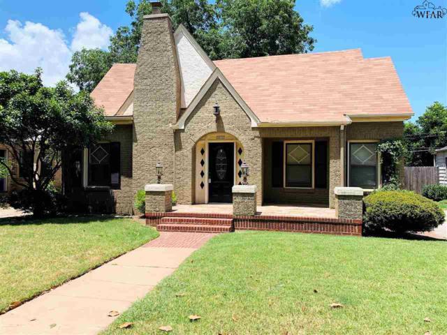 1810 Speedway Avenue, Wichita Falls, TX 76301 (MLS #153487) :: WichitaFallsHomeFinder.com