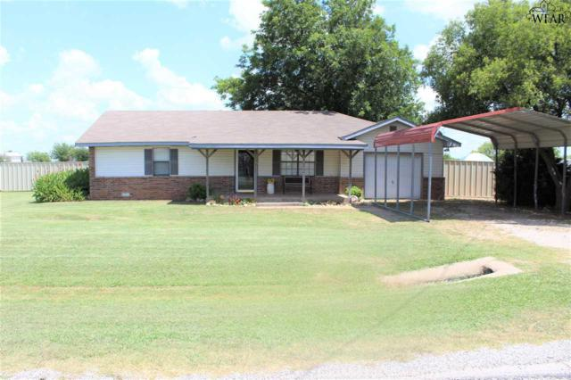 7122 State Highway 79 North, Dean, TX 76305 (MLS #153495) :: WichitaFallsHomeFinder.com
