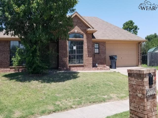 2220 Hunters Glen, Wichita Falls, TX 76306 (MLS #153527) :: WichitaFallsHomeFinder.com