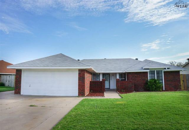 2305 Hunters Glen, Wichita Falls, TX 76306 (MLS #153563) :: WichitaFallsHomeFinder.com