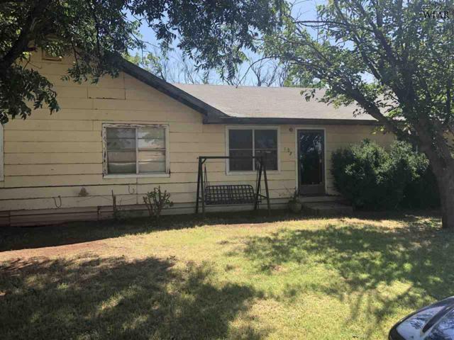102 N Walnut Street, Holliday, TX 76366 (MLS #153567) :: WichitaFallsHomeFinder.com