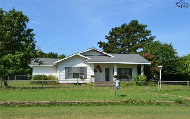 109 N Walnut Drive, Petrolia, TX 76377 (MLS #153621) :: WichitaFallsHomeFinder.com