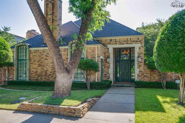 30 Chateau Court, Wichita Falls, TX 76302 (MLS #153663) :: WichitaFallsHomeFinder.com