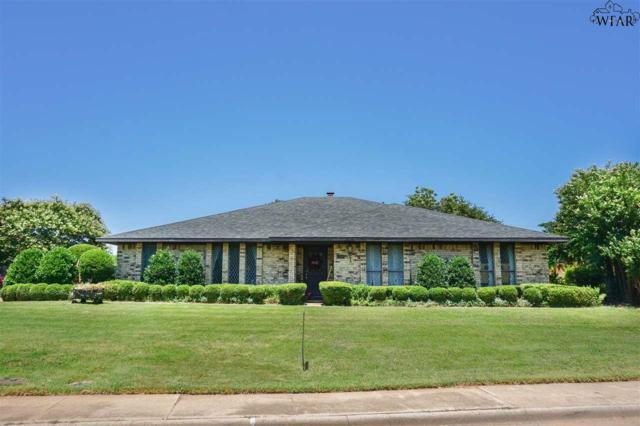 4410 Ridgemont Drive, Wichita Falls, TX 76309 (MLS #153668) :: WichitaFallsHomeFinder.com