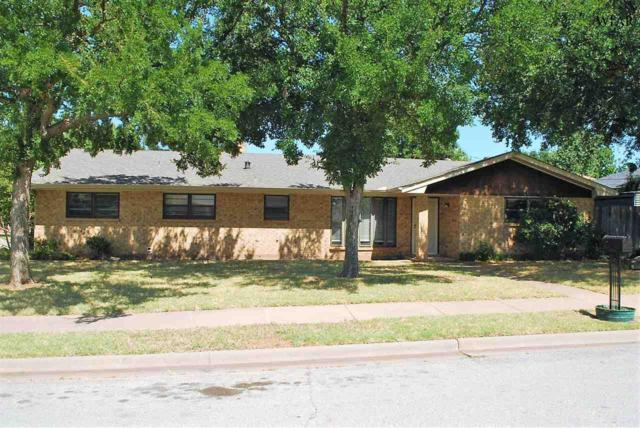 1604 Brenda Hursh Drive, Wichita Falls, TX 76302 (MLS #153673) :: WichitaFallsHomeFinder.com