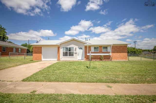 4107 Thelma Drive, Wichita Falls, TX 76306 (MLS #153697) :: WichitaFallsHomeFinder.com