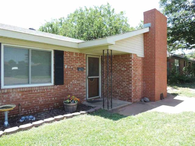 23 Oxley Drive, Wichita Falls, TX 76310 (MLS #153701) :: WichitaFallsHomeFinder.com