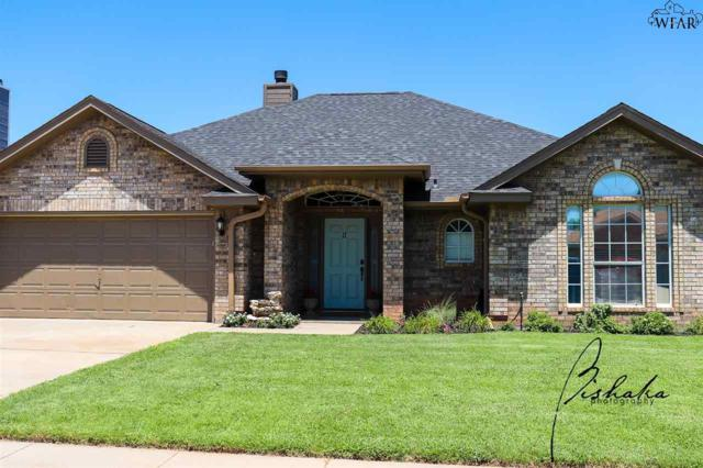 11 Worthington Court, Wichita Falls, TX 76306 (MLS #153702) :: WichitaFallsHomeFinder.com