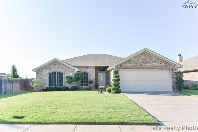 4915 Olivia Lane, Wichita Falls, TX 76310 (MLS #153705) :: WichitaFallsHomeFinder.com
